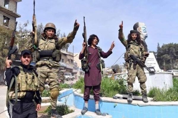 Nga -Thổ đẩy người Syria vào cuộc 'nội chiến' Libya như thế nào?