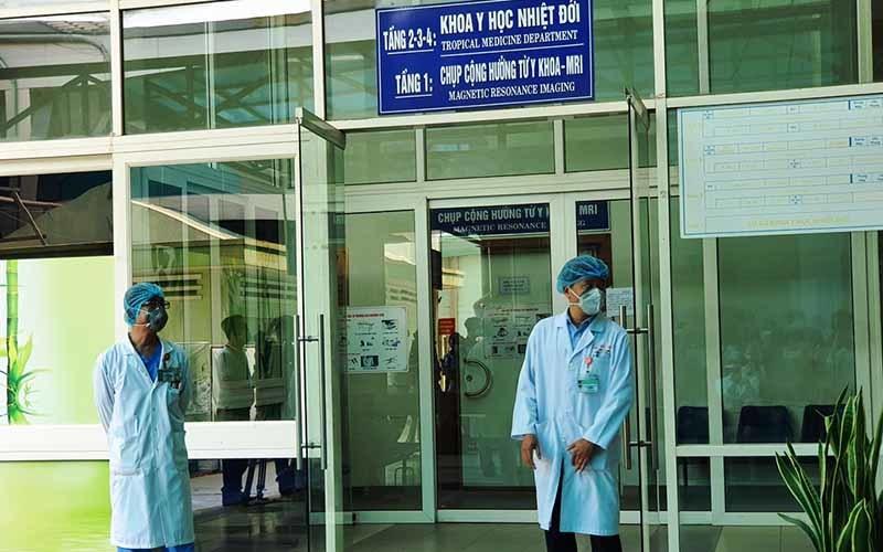 Thông tin mới nhất về bệnh nhân 416 ở Đà Nẵng: Xét nghiệm 105 người tiếp xúc gần đã âm tính