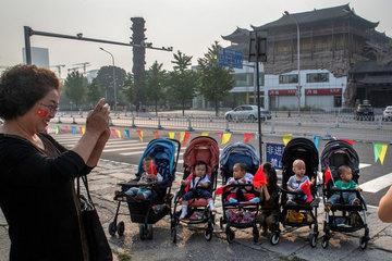 Ngày càng nhiều trẻ em Trung Quốc được đặt tên theo họ mẹ