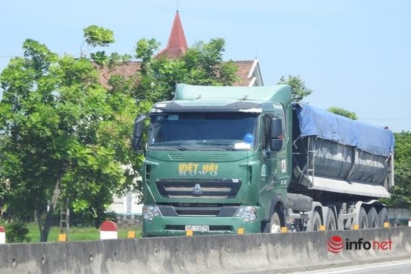 Giám đốc Công an Hà Tĩnh nói gì về xe cơi nới, quá tải lộng hành?