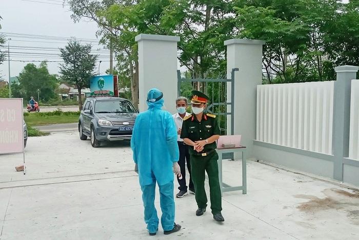 Quảng Nam cách ly 106 trường hợp liên quan đến 2 bệnh nhân mới mắc Covid-19 ở Đà Nẵng