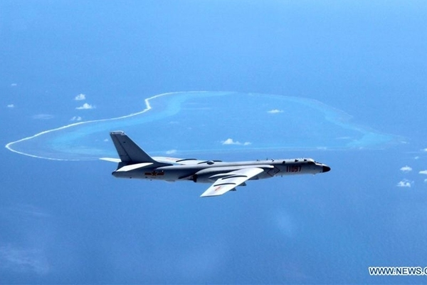 Trung Quốc đang tập trận bắn đạn thật ngay cửa ngõ Biển Đông