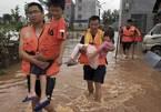 Nước lũ đổ về đập Tam Hiệp của Trung Quốc phá kỷ lục