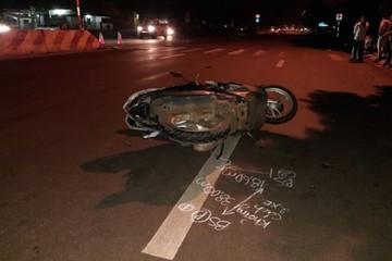 Ô tô tông xe máy văng 40m, 2 mẹ con tử vong thương tâm