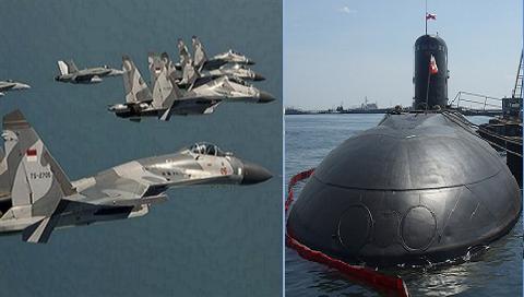 Indonesia 'quay lưng' với vũ khí Mỹ để sát lại gần Nga
