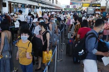 Người Hà Nội trở về từ Đà Nẵng ngóng hướng dẫn cách ly