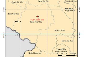 Động đất tại Sơn La gây hư hỏng cả trăm căn nhà