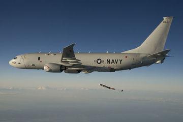 Máy bay quân sự Mỹ áp sát Thượng Hải của Trung Quốc