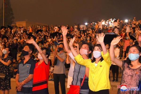 Triều Tiên bắn pháo hoa kỷ niệm 'Ngày Chiến thắng'