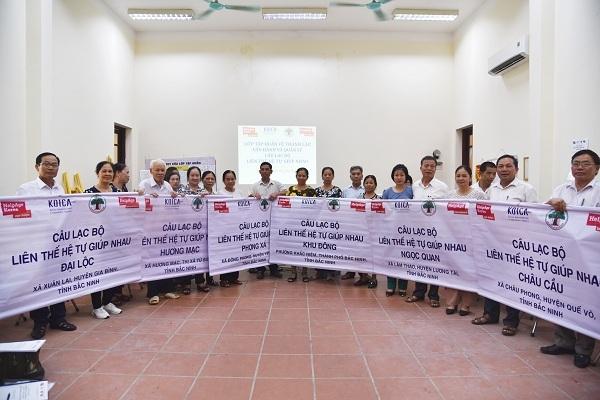 Việt Nam đạt giải thưởng vì Châu Á già hóa và khỏe mạnh