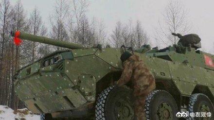 Trung Quốc tạo ra một phiên bản giống với xe thiết giáp Boomerang của Nga