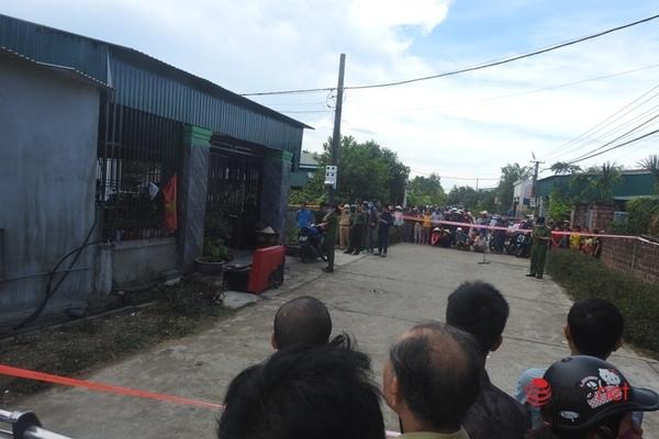 Vụ cháy nhà ở Hà Tĩnh