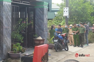 Hiện trường vụ cháy nhà làm 4 mẹ con thương vong ở Hà Tĩnh