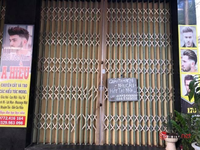 Đà Nẵng ngày đầu cách ly xã hội, đường sá vắng vẻ, hàng quán chỉ bán mang về
