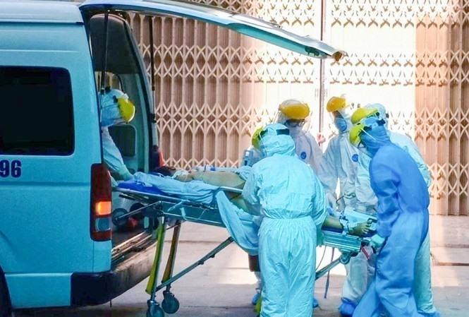 Lịch trình 5 bệnh nhân Covid-19 công bố tối 28/7, có 2 người phải thở máy