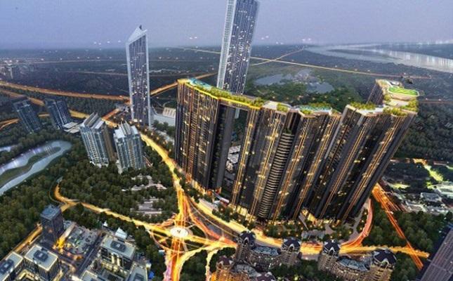 Mập mờ dự án chung cư hạng sang, chủ đầu tư thích thì tự phong
