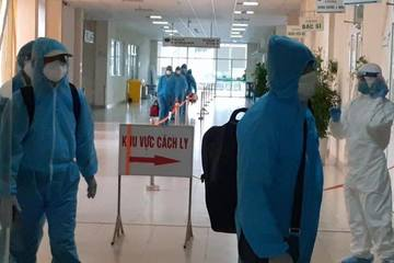 Hà Nội, TP.HCM và Đắk Lắk có các ca mới nhiễm Covid-19, Việt Nam có 450 ca bệnh