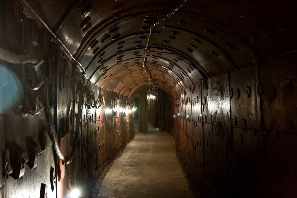 Những công trình ấn tượng được chuyển đổi từ hầm tránh bom