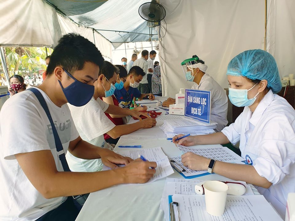 Vì sao người ở Đà Nẵng về từ 1/7 cần khai báo y tế?
