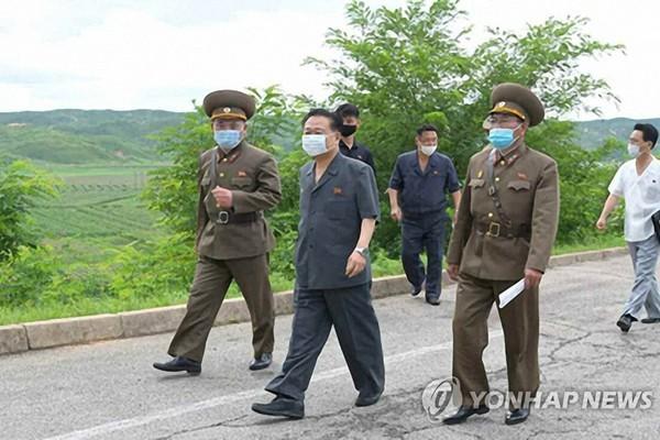 Người quyền lực số 2 Triều Tiên tới thành phố biên giới bị phong tỏa