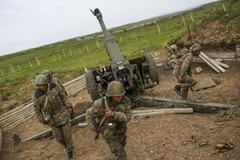 Người Thổ thách thức Nga khi đưa vũ khí hạng nặng đến 'khu vực nhạy cảm'