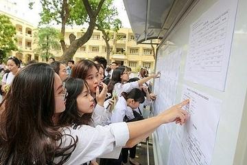 Đã có điểm thi vào lớp 10 Hà Nội năm 2020