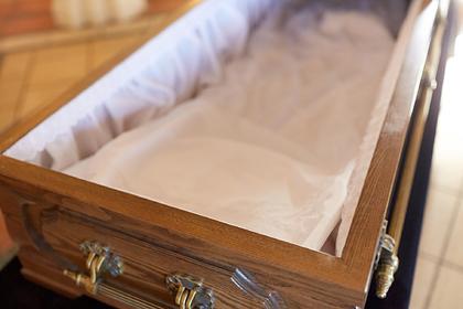 Hi hữu cụ bà 'hồi sinh' hai lần trong đám tang của chính mình