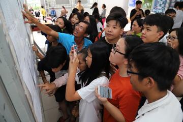 Hơn 275.000 thí sinh điều chỉnh nguyện vọng xét tuyển đại học năm 2020