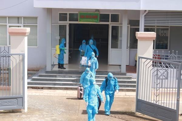 Đắk Lắk: Những người tiếp xúc với nữ bệnh nhân 448 đã có kết quả xét nghiệm