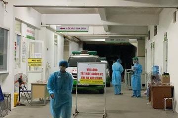 Bộ Y tế chi viện vật tư phòng dịch khẩn cấp cho Đà Nẵng