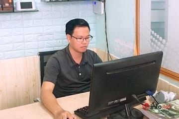 Chàng trai 8X 'đổi đời' nhờ khởi nghiệp thành công dự án giao hoa nhanh