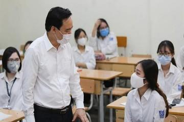 Bộ trưởng Giáo dục đề nghị thi tốt nghiệp THPT 2020 đúng kế hoạch