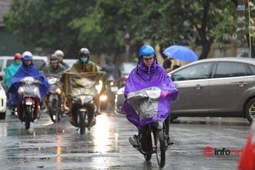 Dự báo thời tiết đêm nay và ngày mai 1/8: Nhiệt độ các vùng giảm mạnh, mưa to ở nhiều nơi