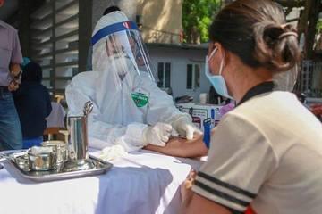 Thêm 12 ca Covid-19, Việt Nam có 558 ca bệnh