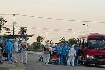 Lịch trình cụ thể của 5 ca bệnh Covid-19 có bệnh nền tại Đà Nẵng