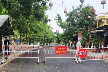 5 ca mắc Covid-19 ở Quảng Nam công bố chiều 1/8: Nhân viên y tế, chủ quán cà phê, có người đi nấu đám