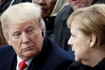 Mỹ rút quân khỏi Đức là sự 'trả đũa' dành cho Berlin?