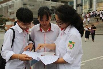 Công bố điểm thi và điểm chuẩn vào lớp 10 của 28 trường THPT tại Thái Bình