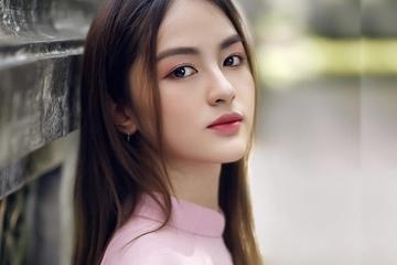 Nữ sinh tại Hoa hậu Việt Nam 2020 từng sợ bị nói 'chỉ được cái xinh thôi'