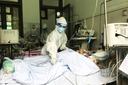 """Bệnh viện Quảng Nam """"chia lửa"""", tiếp nhận bệnh nhân từ Đà Nẵng"""