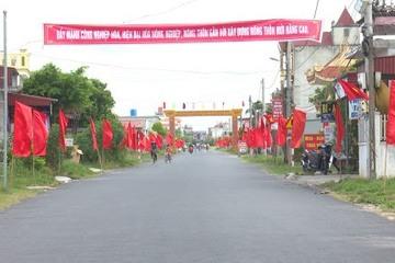 Thái Bình: Kết quả xây dựng nông thôn mới và Chương trình OCOP