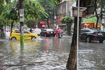 Dự báo thời tiết ngày 4/8: Bắc Bộ mưa lớn, nguy cơ ngập nhiều nơi