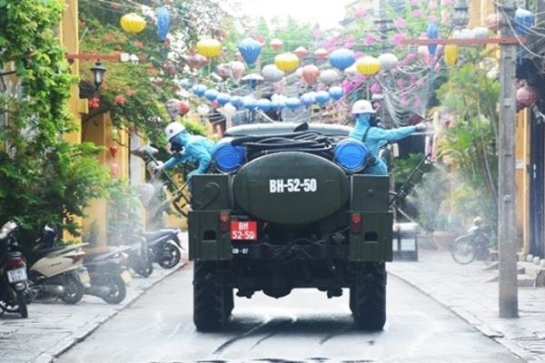 6 ca mới mắc Covid-19 ở Quảng Nam: Buôn bán ở chợ, đi thăm bệnh, lo đám tang