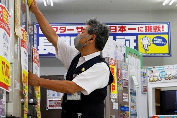 Công ty Nhật cho nhân viên làm việc tới 80 tuổi mới nghỉ hưu