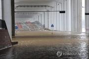 Số người chết vì mưa lớn ở Hàn Quốc tăng nhanh