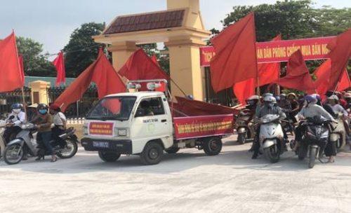 """Hà Nội hưởng ứng """"Ngày thế giới phòng, chống mua bán người"""""""