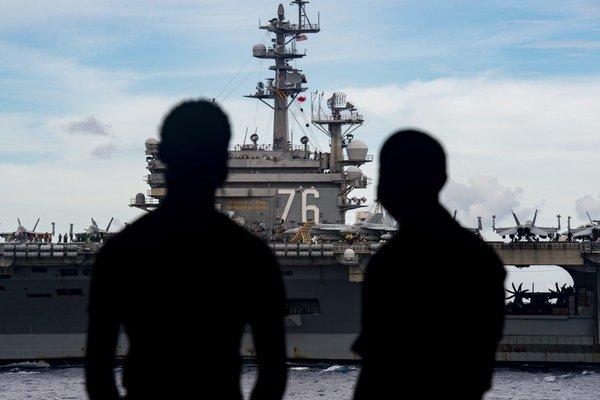 Hoạt động trinh sát của Mỹ ở Biển Đông tăng mạnh trong tháng Bảy
