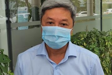 Thứ trưởng Nguyễn Trường Sơn: Đủ dụng cụ phòng hộ để bảo vệ nhân viên y tế
