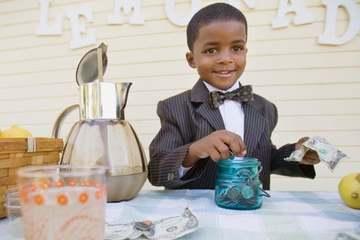 4 chìa khóa vàng nuôi dạy trẻ trở thành doanh nhân