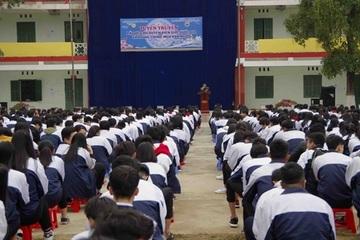 TP.HCM: Nâng cao kiến thức phòng, phòng chống mua bán người cho học sinh